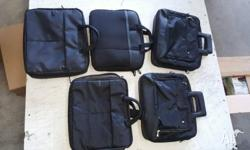 LAPTOP BAGS $10 each We are open Monday - Friday 8am -