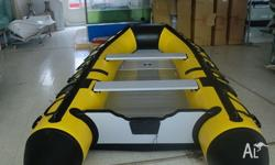A 4.3m Brand New Large Boat Tender. Can be used as a