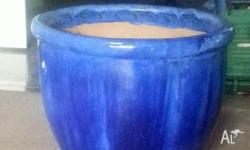 Beautiful large pot suitable for plant or water