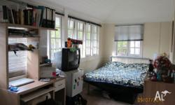 LARGE FURNISHED ROOM IN ALL MALE SHARE HOUSE RENT IS
