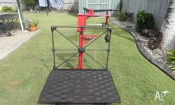 LARGE RAILWAYPLATFORM SCALES COLLECTABLE & DECORATIVE