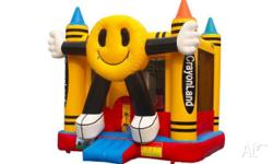 Large Range of Bouncy Castles for hire! Need something