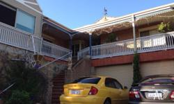 LARGE BAYSWATER HOUSE WITH VIEW OF THE HILLS. WALKING
