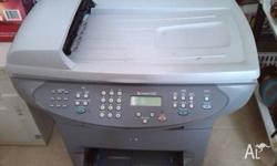PRINTER IS IN GOOD WORKING ORDER. PLEASE CHECK INTERNET