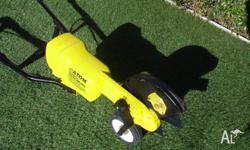 I have for sale a quality Atom electric lawn edger from