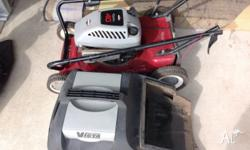 LAWN MOWER VICTA ROTERY OUATTRO 40 ANY OFFERS