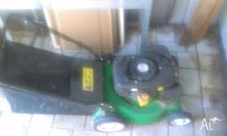 Lawn mower Needs gone asap! Message or call my phone