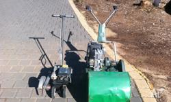For Sale Lawn mower & Edger Package. Lawn mower has a