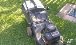 Sell Victa Lawn Mower running order easy