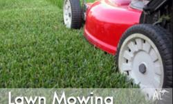 - lawn mowing - gardening - cleaning - end of leasing
