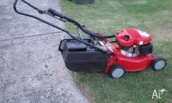 lawnmower rover 4 stroke very good cond goes well ph