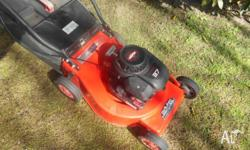 ROVER LAWNMOWER.. POWERED BY A RELIABLE / EASY START