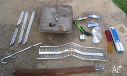 I have a lot of parts an am doing a shed clean out. I
