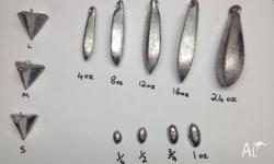 sinkers can be collected from osborne park Bean sinkers