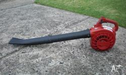 leaf blower 2 stroke little wonder brand made in usa
