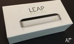 Leap Motion controller in Brand new condition, just