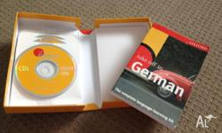 Learn German CD and activity booklet set Type: Take off