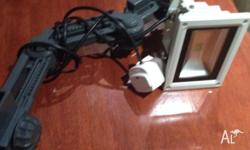 LED light for fish tank, in excellent condition, never