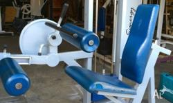 seated leg curl pin loaded commercial grade,heavy duty,