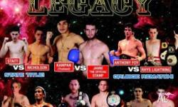 Legacy 1: Over 2 hours of Muay Thai action. If you
