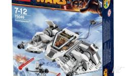Brand New Factory Sealed Lego 75049 Star Wars Snow