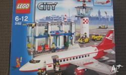 Up For Sale is a popular Lego City plane and terminal,