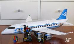Large Lego City set, Passenger Plane 7893 for sale.
