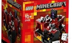 LEGO CUUSOO 21106 Minecraft The Nether BRAND NEW