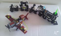 Have for sale a monster fighters set (9467) with