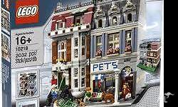 LEGO Pet Shop 10218 (Brand New) Local pickup at