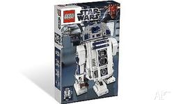 Brand new, in box, un-opened MISB UCS R2-D2. Has been