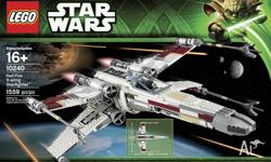 LEGO Star Wars Red Five X-Wing 10240 Ultimate Collector