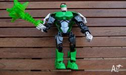 Lego - Super Heroes Green Lantern In perfect condition,