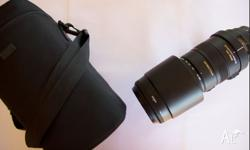 No unrealistic offers, Lens is in excellent condition -