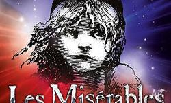3 tickets for Les Miserables - 9th July 7.30pm. Section