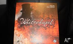 Complete Letters From Whitechapel Board Game. Very good