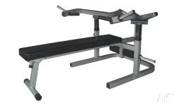 Bench Press Leverage heavy duty you can do flat press