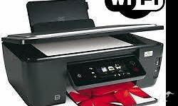 Lexmark Interact S605 - Wireless All-in-One Rapid print