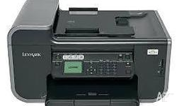 Lexmark Prevail Pro705 All-in-One Printer The