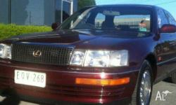 ls400 Classifieds - Buy & Sell ls400 across Australia