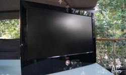 Selling due to move overseas. TV is in great condition