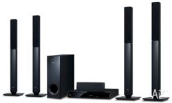 Wireless 3D Blu-Ray Home Theatre 5.1 CH. SYSTEM WITH