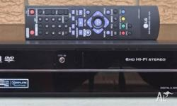 LG RC689D DVD Recorder/VCR Combo with Digital Tuner