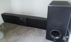 Limitless Home Entertainment Experience LG SOUND BAR