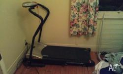 Life Span Treadmill, Hardly been used, like brand new.