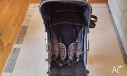 Hi, For sale is a stroller originally from Target for