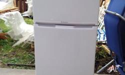like new westinghouse 230 Liter fridge, can delivery at