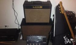 Line6 DT25 combo and HD300 effects pedal. All in great