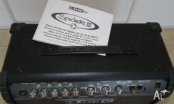 Excellent condition unwanted gift Line 6 Spyder III