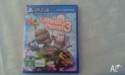 Selling little big planet 3 brand new in plastic